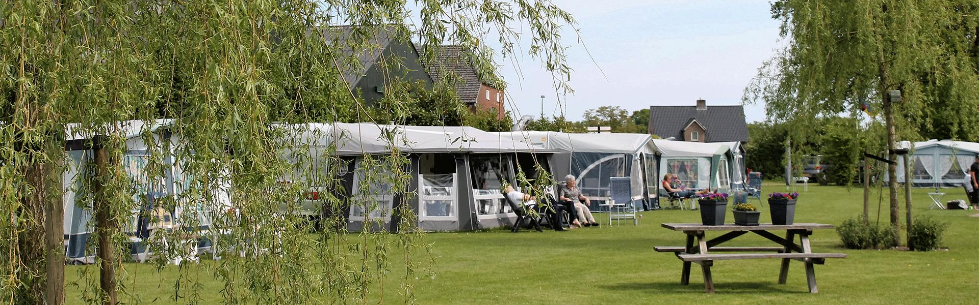 kleine camping in Brabant