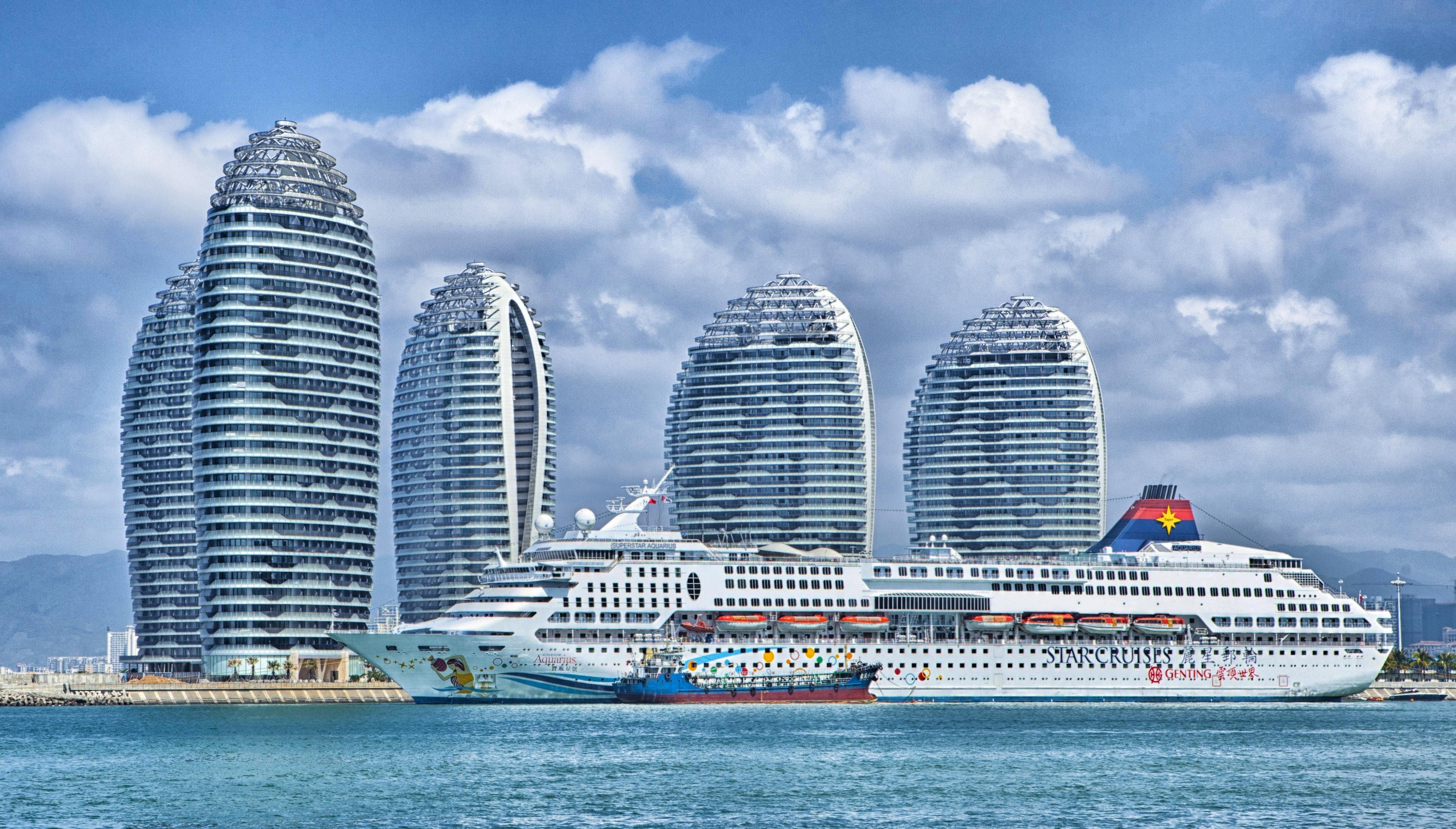 Wat zijn mooiste cruises?