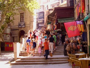 Spanje verhuizen