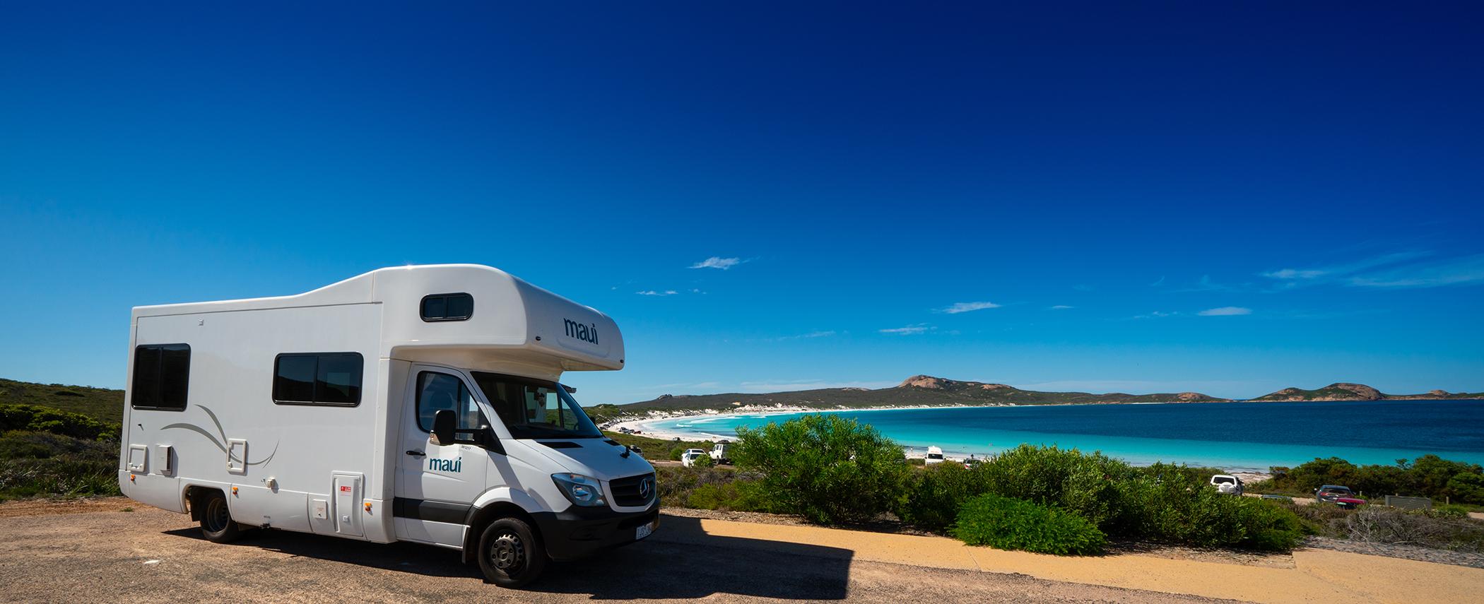 Rondreis door Australië maken met de camper